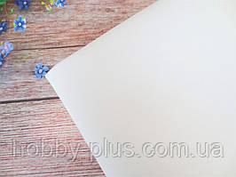 Фоамиран 1 мм, 50х50 см, цвет БЕЛЫЙ