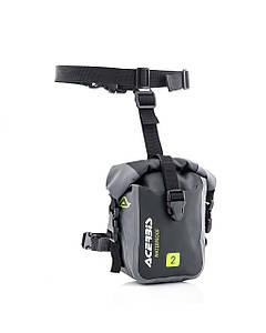 Сумка для путешествий ACERBIS BAG TRIP чёрный/серый