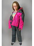 Дитячий лижний костюм Freever для дівчаток, фото 2