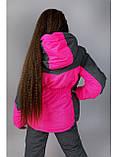Дитячий лижний костюм Freever для дівчаток, фото 3