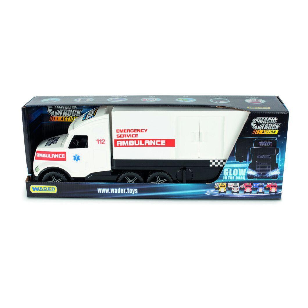 Magic Truck авто швидка допомога Wader (36210)
