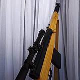 Снайперська самозарядна гвинтівка Токарєва СВТ-40, фото 3