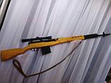 Снайперська гвинтівка Токарєва - СВЄТКА, фото 6
