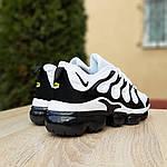 Мужские кроссовки Nike Air VaporMax (бело-черные), фото 5