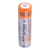Аккумулятор литий-ионный 18650 Greelite 5800mAh 3.7V (без защиты)