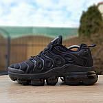 Мужские кроссовки Nike Air VaporMax (черные), фото 2
