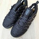 Мужские кроссовки Nike Air VaporMax (черные), фото 5