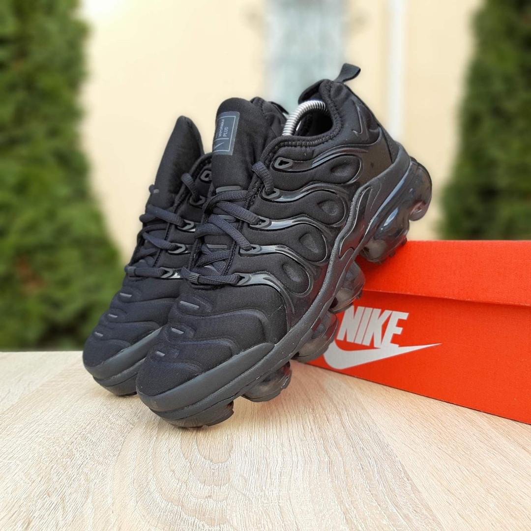 Мужские кроссовки Nike Air VaporMax (черные)