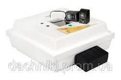 Інкубатор механічний «Курочка Ряба» 42 цифровий ( литий пінопластовий корпус, тен)