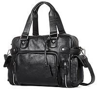 Дорожная сумка, ручная кладь. Сумка для командировок. Вместительная универсальная сумка.