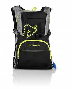 Поилка ACERBIS H2O DRINK BAG чёрный/жёлтый