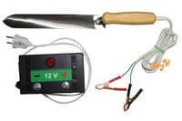 Нож Гуслия электрический ПРОФИ из нержавеющей стали – 280мм, с блоком питания Pulse У, фото 1
