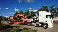 Трал, 30 тонн, Полуприцеп