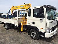 Манипулятор, 5 тонн, 3 тонн, Hyundai