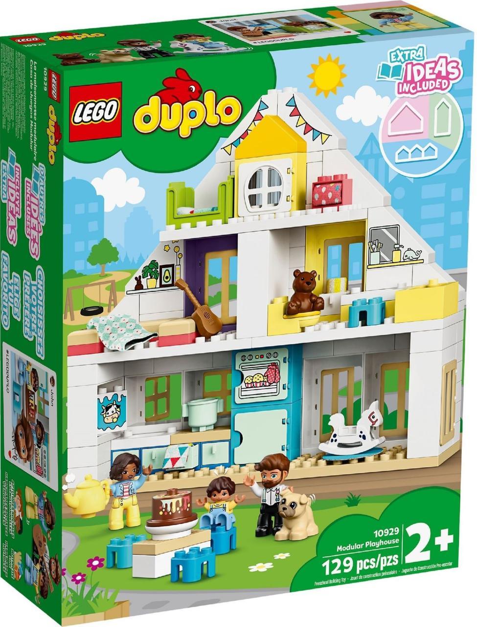 Lego Duplo Модульный игрушечный дом 10929