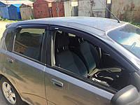 Ветровики, дефлекторы окон Chevrolet Aveo HB 2002-2010 (Anv)