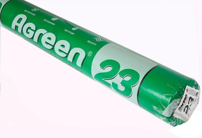 Агроволокно Agreen белое 23 плотность (3,2х500м) площадь 1600 кв.м. укрывное