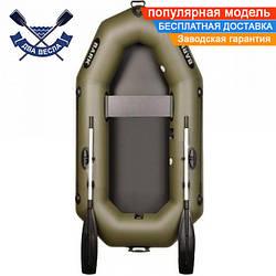 Надувная лодка Bark B-220 одноместная, без настила