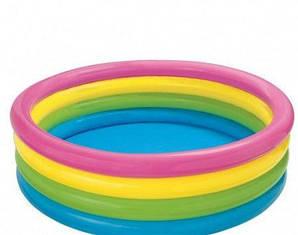 Детский надувной бассейн Intex 56441 168-41см (gr_001226)
