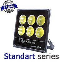 Светодиодный LED прожектор 300W 6000-6500К COB серия STANDART