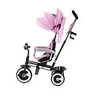 Трехколесный велосипед Kinderkraft Aston Pink, фото 3