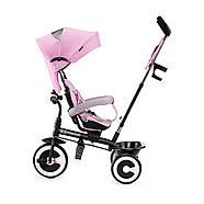 Трехколесный велосипед Kinderkraft Aston Pink, фото 5