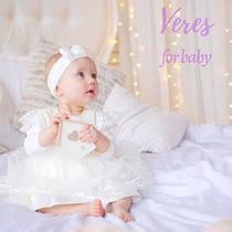 Нарядна та хрестильна серія одягу Veres