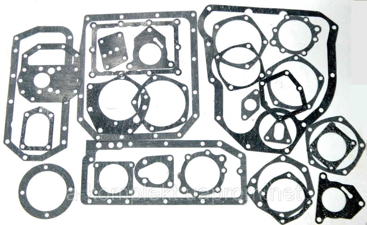 Набор прокладок КПП Т-150 колесный из паронита (арт.1923п)