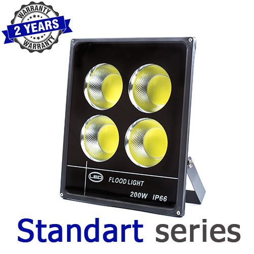Світлодіодний прожектор LED 200W 6000-6500К COB серія STANDART