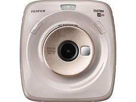 Камера моментальной печати instax square sq20 beige