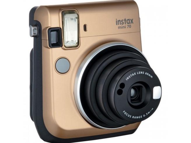 Фотоаппарат мгновенной печати Fujifilm Instax Mini 70 Gold EX D