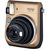 Фотоаппарат мгновенной печати Fujifilm Instax Mini 70 Gold EX D, фото 4