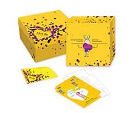 Подарунковий набір Чарівні листівки з аудіоказками  10 шт