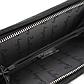 Мужской Клатч Кошелек Большой Baellerry Guero (S1393) с Ремешком Искусственная Кожа Черный, фото 8