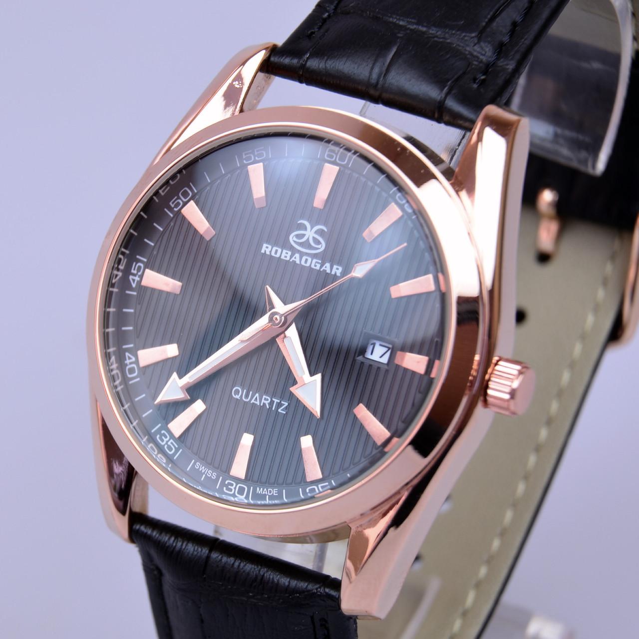 Наручные часы мужские ROBAOGAR с календарем