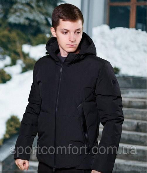Зимняя мужская куртка Freever чёрная