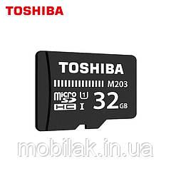 TOSHIBA Micro SD 32 Гб
