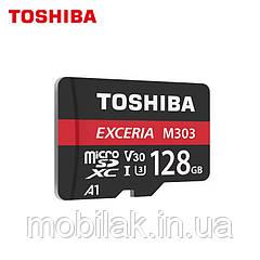 TOSHIBA Micro SD 128 Гб