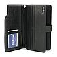Мужской Кошелек Портмоне Baellerry Business New (S1062) для Карточек с Ремешком Черный, фото 6