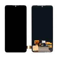 Дисплей для телефона Xiaomi Mi 9 Lite с сенсорным стеклом (Черный) ORIG, OLED