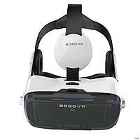 Очки виртуальной реальности VR Z4 с наушниками Зет 4 с пультом, фото 2