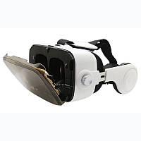 Очки виртуальной реальности VR Z4 с наушниками Зет 4 с пультом, фото 3