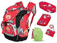 Школьный рюкзак для девочек TOPMOVE с аксессуарами Німеччина