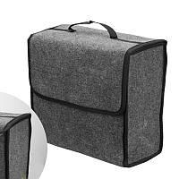 Автомобильная сумка для хранения инструментов с ручкой | Органайзер для инструментов в багажник авто