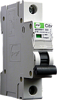 Автомат электрический PROMFACTOR City AB2000 1р С 50А 4,5кА