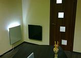 Керамический обогреватель Камин бежевый 400 Вт, фото 6