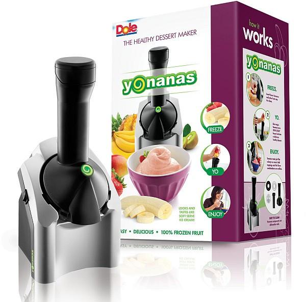 Мороженица Yonanas - аппарат для приготовления мороженного