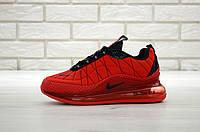 Мужские кроссовки Nike Air Max 720 красные, фото 1