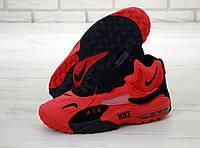 Мужские кроссовки Nike Air Max Speed Turf красные, фото 1