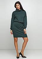 Платье ISSA PLUS S Зеленое